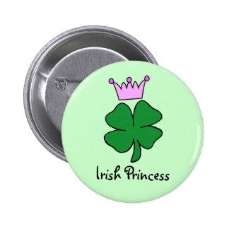 Irish Princess Pins