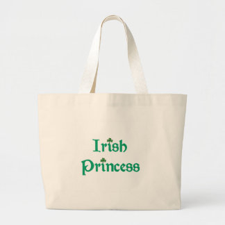 Irish Princess Canvas Bag