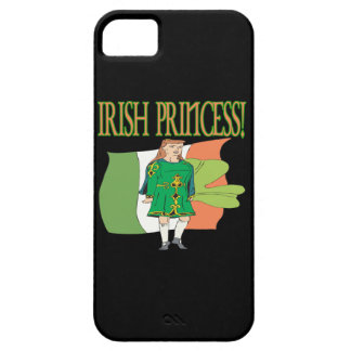 Irish Princess Barely There iPhone 5 Case