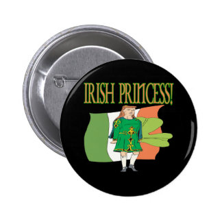 Irish Princess Buttons
