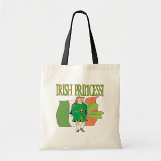 Irish Princess Canvas Bags