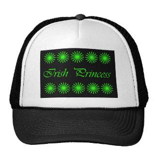 IRISH PRINCESS cap Mesh Hat