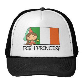 Irish Princess Cap Trucker Hats