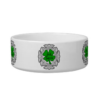 Irish Princess Cat Bowls