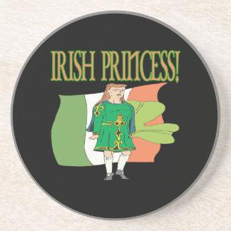 Irish Princess Beverage Coaster