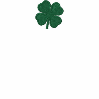 Irish Princess Custom Track Jacket St. Patricks