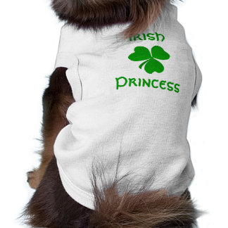 Irish Princess Funny Irish Dog Tee