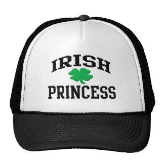 Irish Princess Mesh Hats