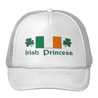 Irish Princess Mesh Hat