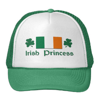 Irish Princess Trucker Hats