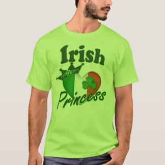 Irish Princess Heritage Heart T-Shirt