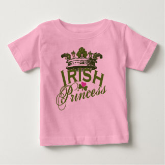 Irish Princess Infant t-shirts