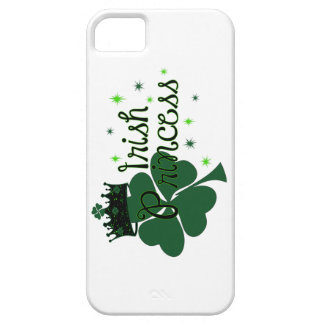 Irish princess iPhone 5 covers