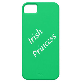 Irish Princess IPhone Cover Barely There iPhone 5 Case