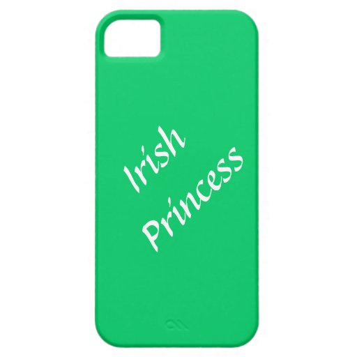 Irish Princess IPhone Cover iPhone 5 Case