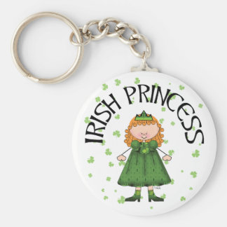 Irish Princess Key Chains