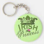 Irish Princess Keychain