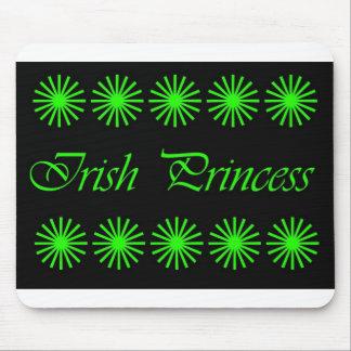 IRISH PRINCESS mouse mat Mouse Pad