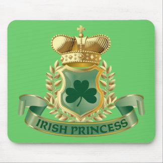 Irish Princess Mouse Pad