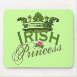 Irish Princess Mouse Pad