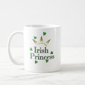 Irish Princess Mugs