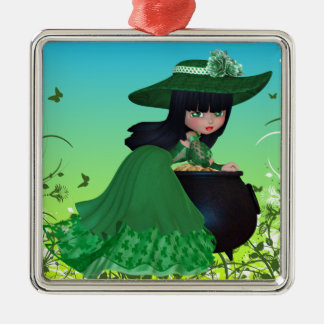 Irish Princess Ornament