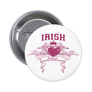 Irish Princess Pin