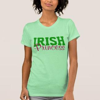 Irish Princess Pink and Green Tee Shirt
