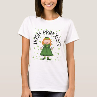 Irish Princess Redhead T-Shirt