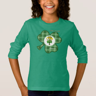 Irish Princess St. Patrick's Day Gift Kids T-Shirt