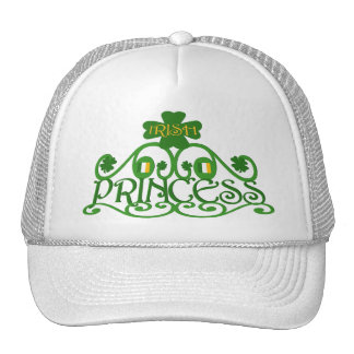 Irish Princess St. Patrick's Day Hat / Cap