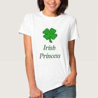 Irish Princess Tshirts