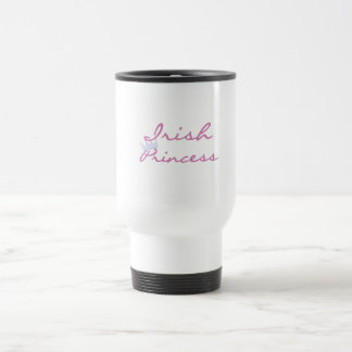 Irish Princess Tshirts and Gifts Travel Mug