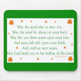 Irish Proverb 2 Mousepad