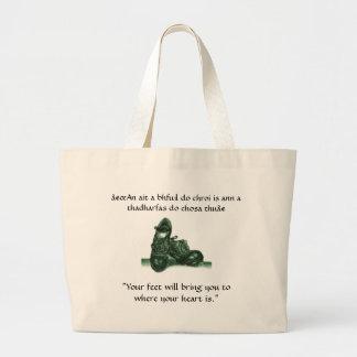 Irish Proverb Bag
