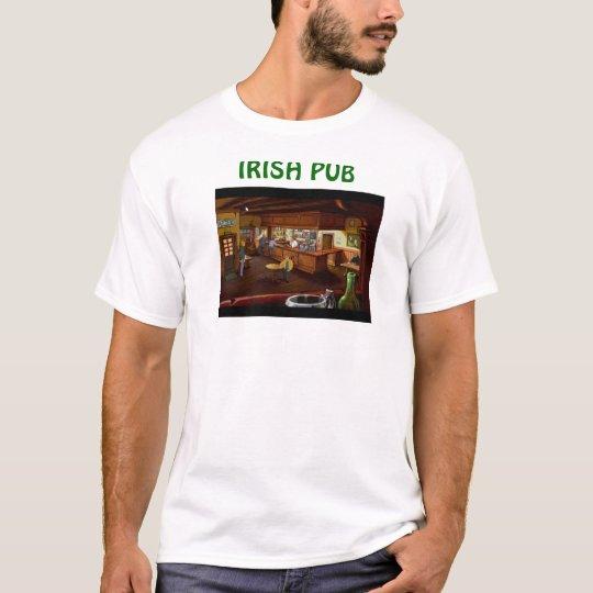 IRISH PUB - Broken Sword T-Shirt