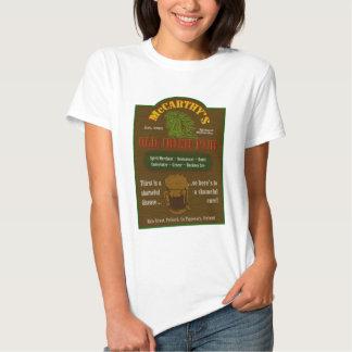 Irish Pub Sign T-shirt