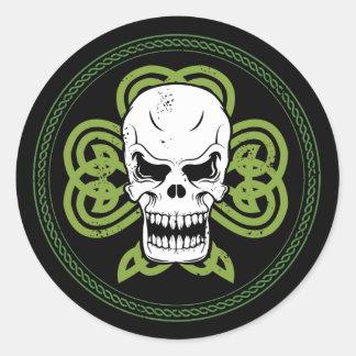 Irish Punk Sticker