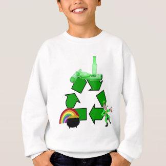 Irish recycling sweatshirt