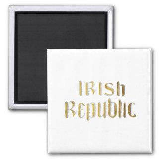 Irish Republic Magnet