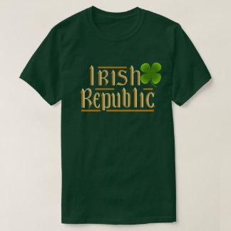 Irish Republic Side Clover T-Shirt
