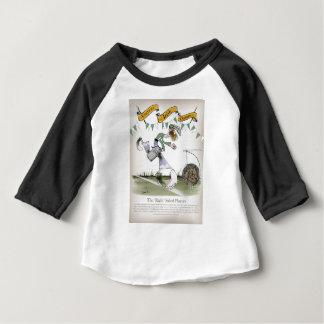 irish right wing footballer baby T-Shirt