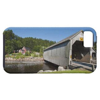 Irish River covered bridge, St. Martins, New iPhone 5 Case