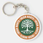 Irish Roots Key Chain