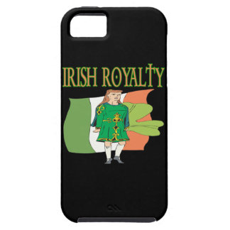 Irish Royalty iPhone 5 Cases