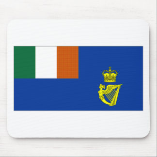 Irish Sailing Flag Mouse Pad