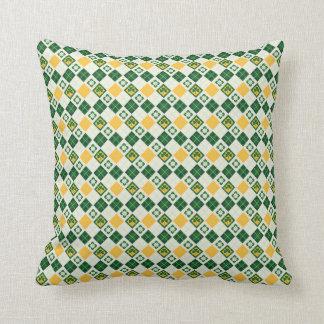 Irish Saint Patrick's Day pattern Cushion