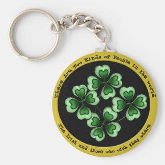 Irish Saying Key Ring