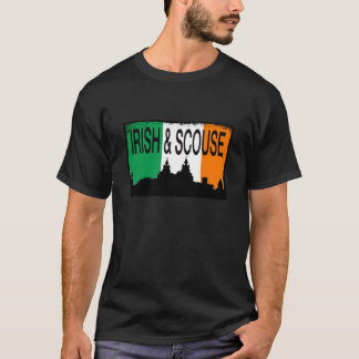 Irish & scouse shirt
