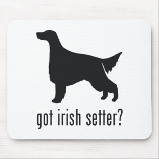 Irish Setter Mousepad